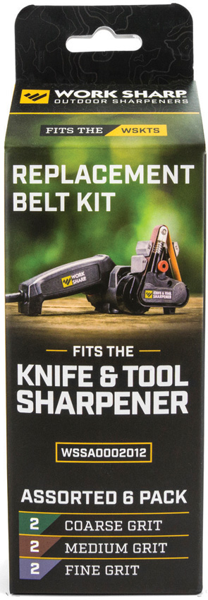 Work Sharp Original Sharpener Belt Kit