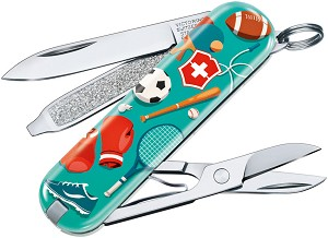 Victorinox Limited Edition Classic Sports
