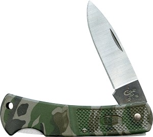 Case Cutlery Caliber Lockback Camo