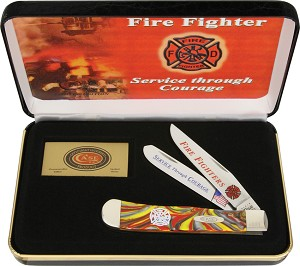 Case Cutlery Firefighter Trapper