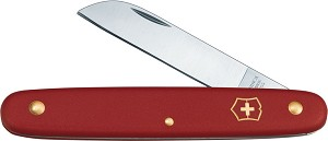Victorinox Floral Knife Red
