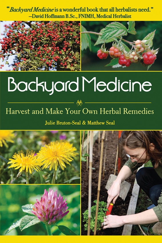 Books Backyard Medicine