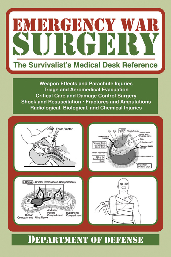 Books Emergency War Surgery