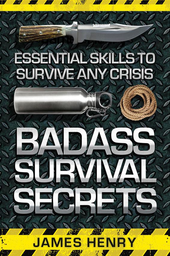 Books Badass Survival Secrets