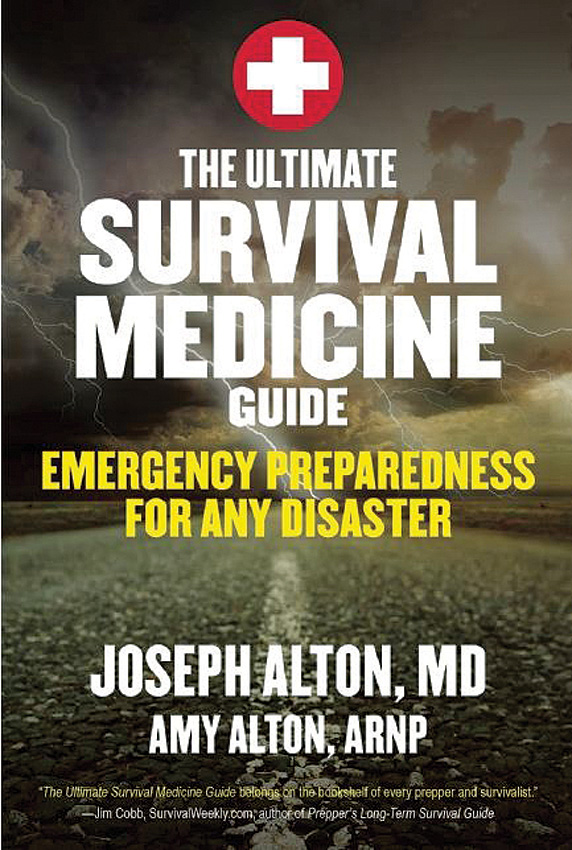 Books Survival Medicine Book
