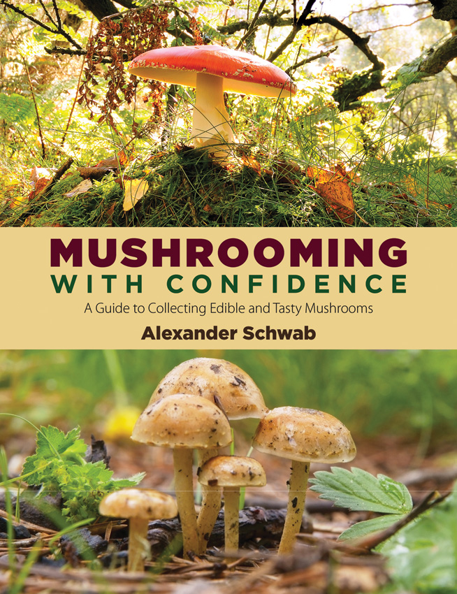 Books Mushrooming with Confidence