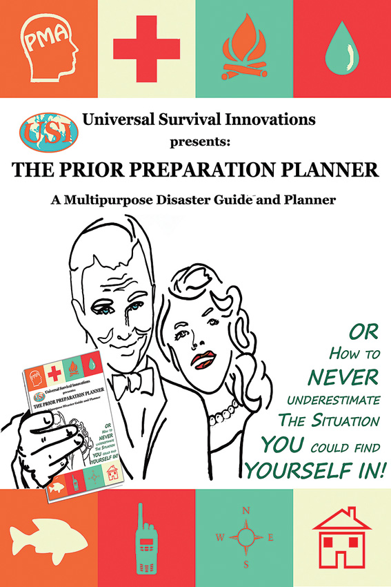 Books The Prior Preparation Planner