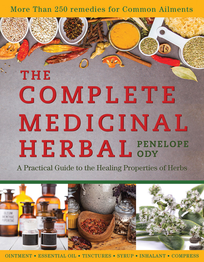Books Complete Medicinal Herbal