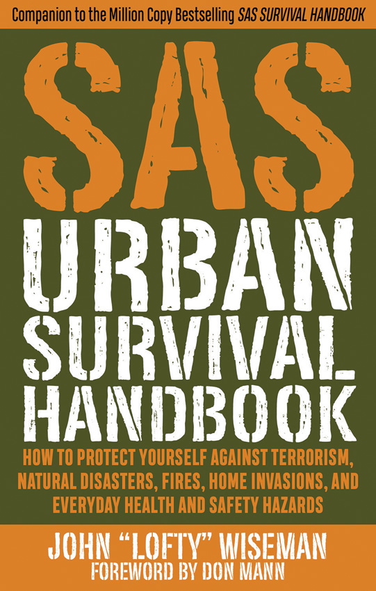 Books SAS Urban Survival Handbook