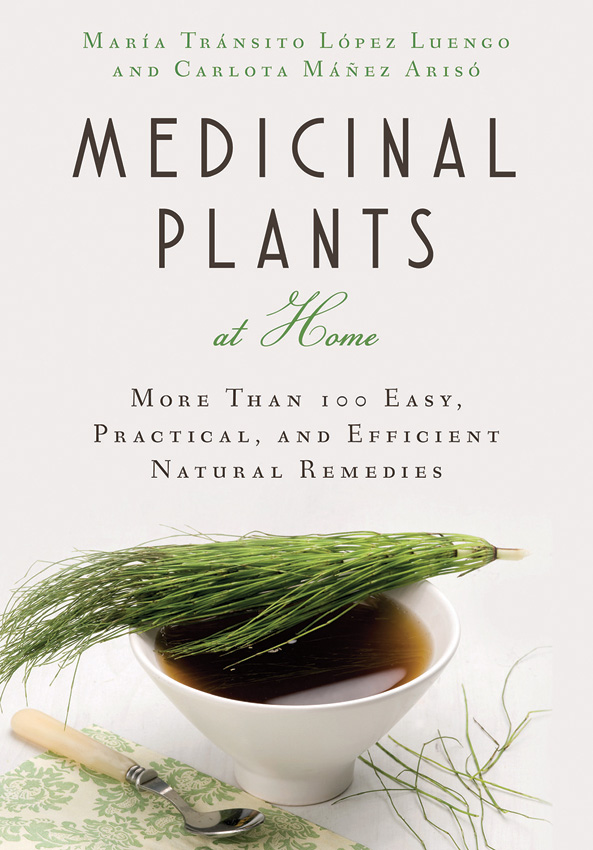 Books Medicinal Plants at Home