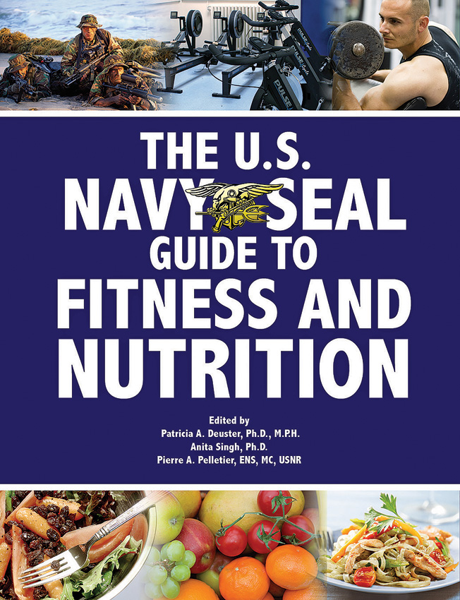 Books US Navy Seal Guide to Fitness