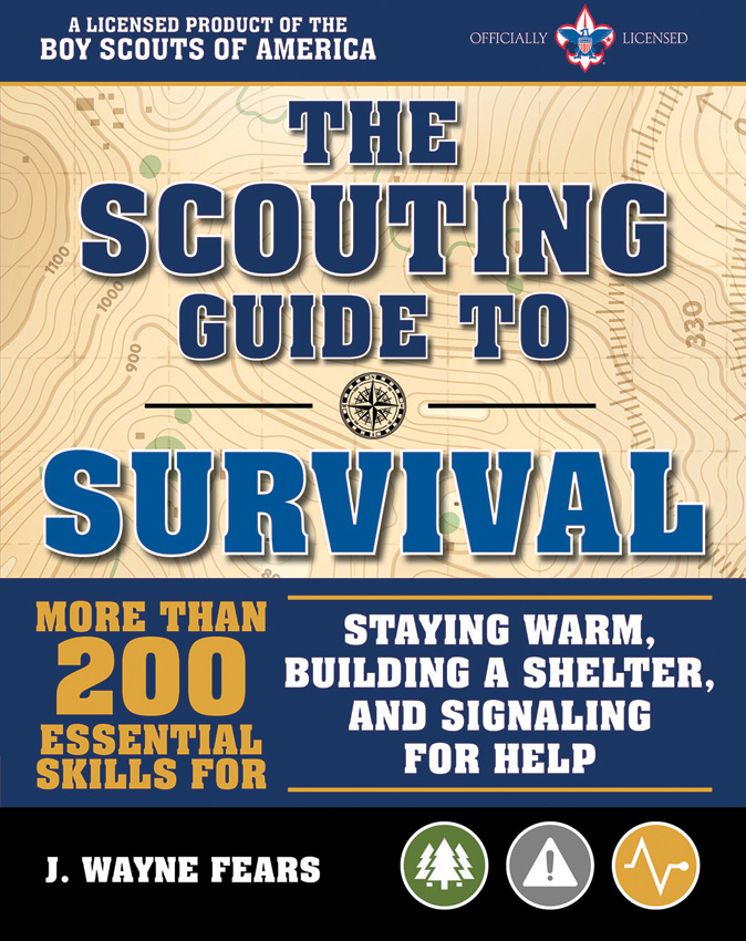 Books Scouting Guide To Survival