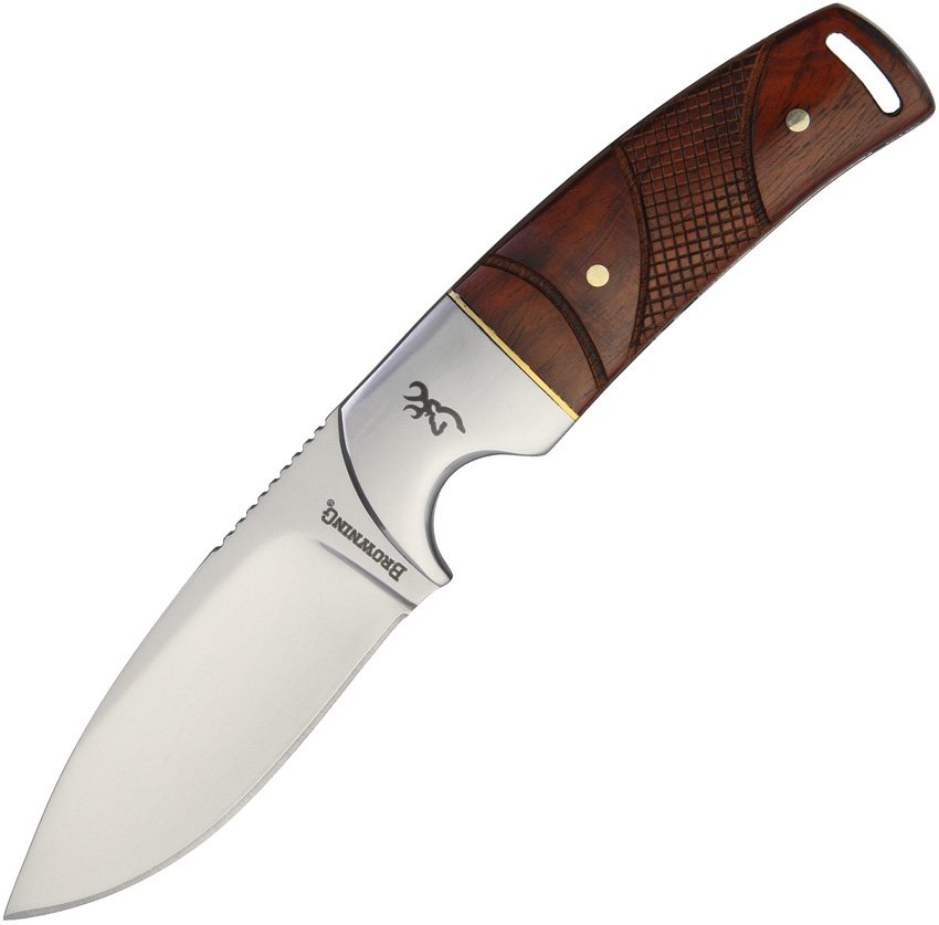 Browning Fixed Blade Cocobolo