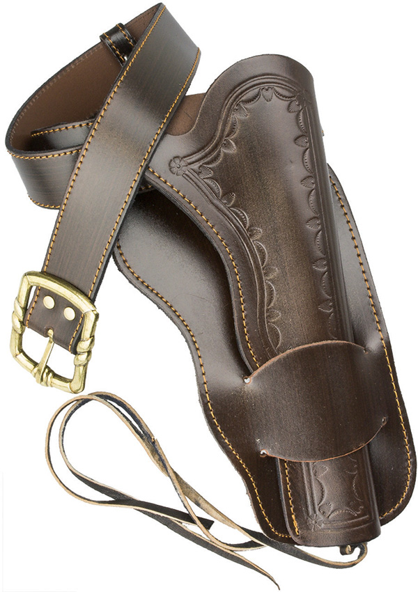 Denix Single Western Leather Holster
