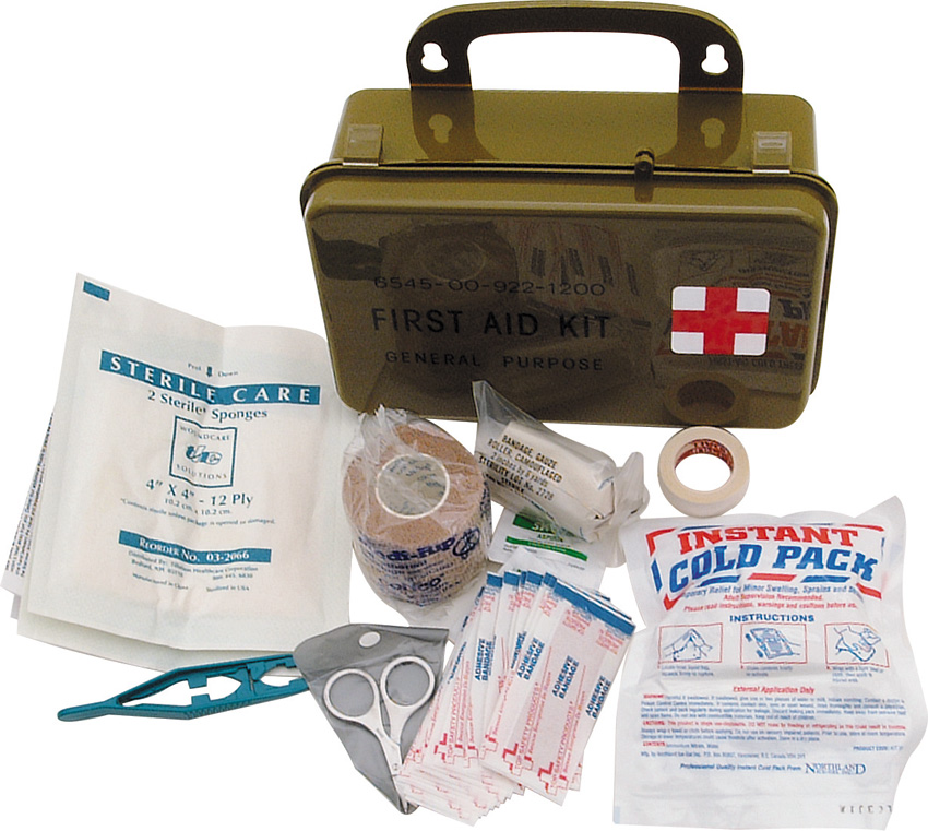 Elite First Aid First Aid Kit General Purpose