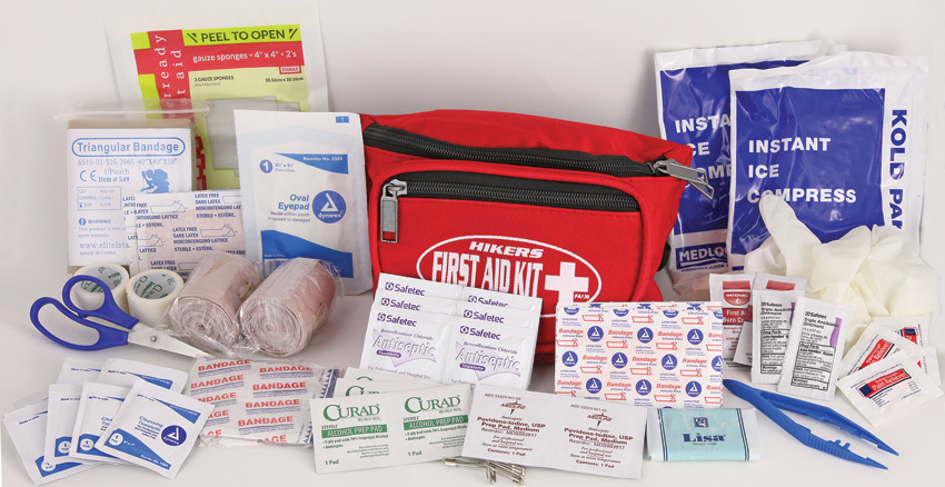 Elite First Aid First Aid Kit Hiker