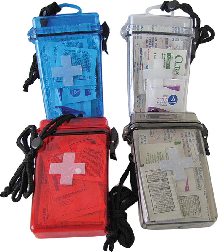 Elite First Aid Mini First Aid Kit Assorted