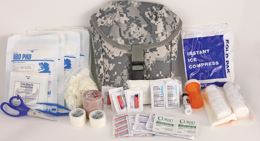 Elite First Aid First Aid Kit New Platoon