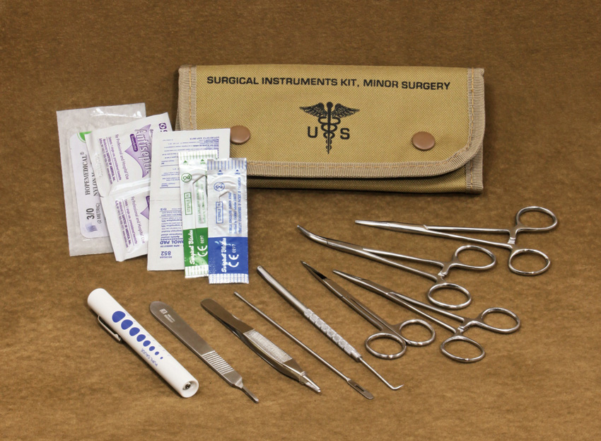 Elite First Aid First Aid Field Surgical Kit