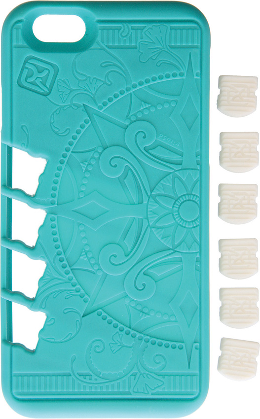 Klecker Knives Stowaway EDC iPhone Case Teal