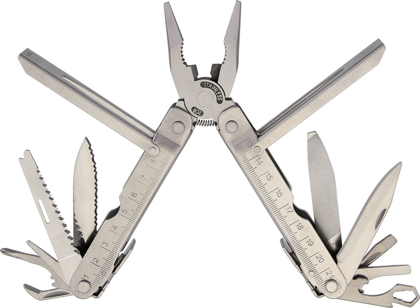 Miscellaneous Stainless Multi tool
