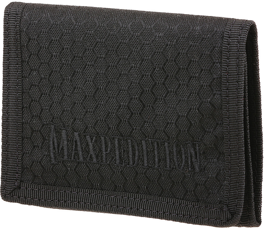 Maxpedition AGR TFW Tri Fold Wallet Black