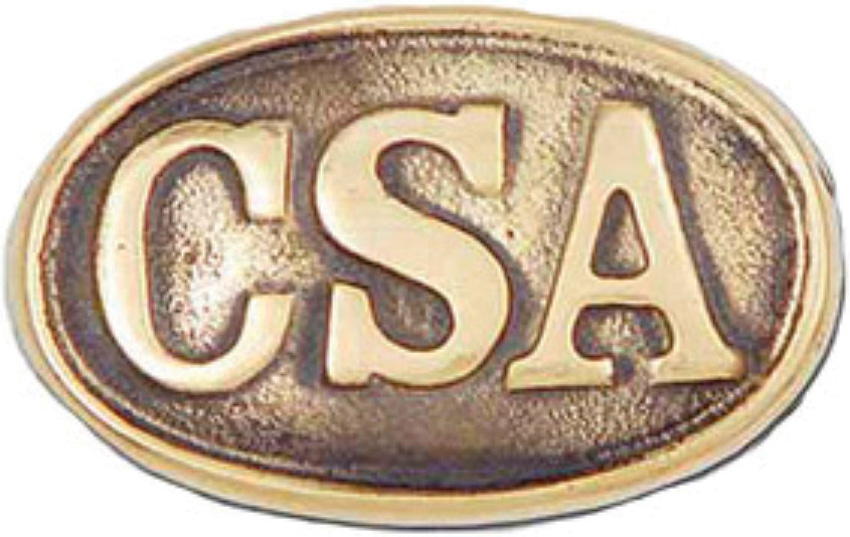 Factory X CSA Oval Belt Buckle Replica