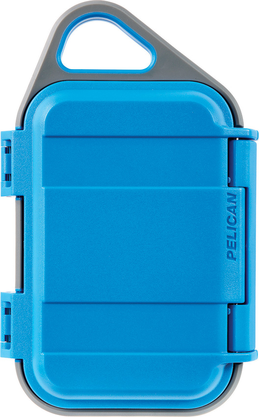 Pelican Go Case G10 Blue Surf