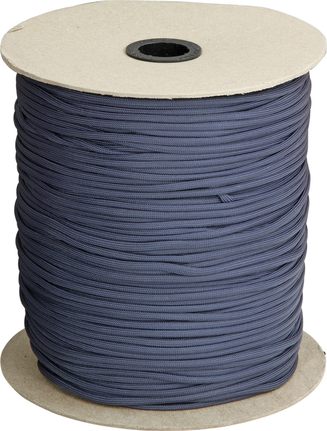 Marbles Parachute Cord Navy 1000 ft