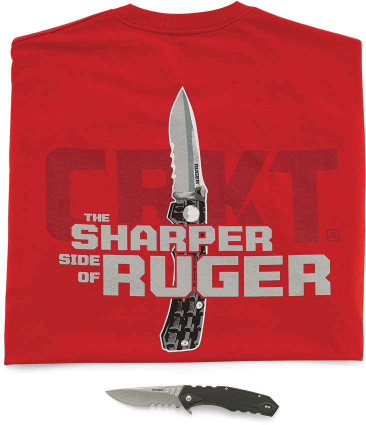 RUGER Follow Through With T-Shirt