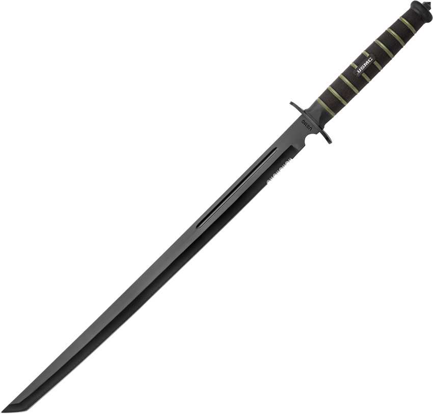 United Cutlery USMC Blackout Combat Sword