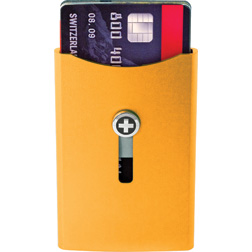 Wagner Super Slim Wallet Deep Orange